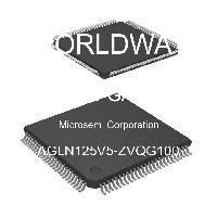 AGLN125V5-ZVQG100 - Microsemi Corporation