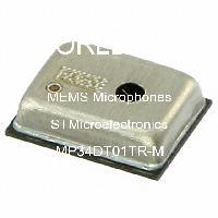 MP34DT01TR-M - STMicroelectronics - Micro MEMS
