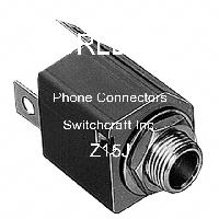Z15J - Switchcraft Inc. - Phone Connectors