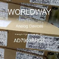 AD7903BRQZ - Analog Devices Inc - Analog to Digital Converters - ADC
