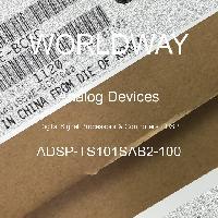 ADSP-TS101SAB2-100 - Analog Devices Inc - Digital Signal Processors & Controllers - DSP
