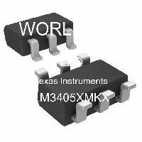 LM3405XMKX - Texas Instruments