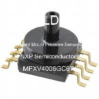 MPXV4006GC6T1 - NXP Semiconductors - Sensores de presión montados en placa