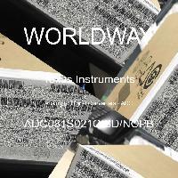 ADC081S021CISD/NOPB - Texas Instruments - Analog to Digital Converters - ADC