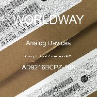 AD9216BCPZ-105 - Analog Devices Inc - Analog to Digital Converters - ADC