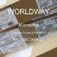 APT10SCD65KCT - Microsemi - Schottky Diodes & Rectifiers