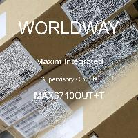 MAX6710OUT+T - Maxim Integrated Products - Supervisory Circuits