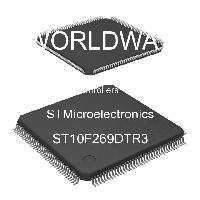 ST10F269DTR3 - STMicroelectronics - マイクロコントローラー-MCU
