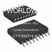 CY7C63231A-SC - Cypress Semiconductor - 마이크로 컨트롤러-MCU
