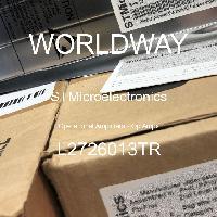 L2726013TR - STMicroelectronics - 연산 증폭기-Op 증폭기