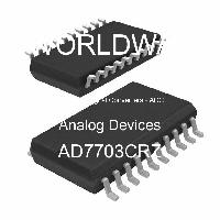 AD7703CRZ - Analog Devices Inc - Analog to Digital Converters - ADC