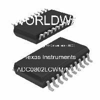 ADC0802LCWM/NOPB - Texas Instruments - Analog to Digital Converters - ADC