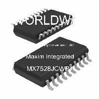MX7528JCWP+ - Maxim Integrated Products