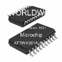 ATTINY261A-SUR - Microchip Technology Inc