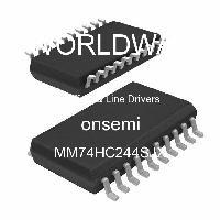 MM74HC244SJX - ON Semiconductor - Tampoane și șoferi de linie