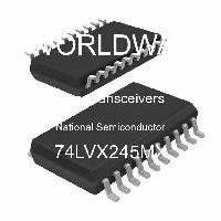 74LVX245MX - ON Semiconductor