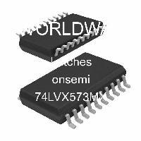 74LVX573MX - ON Semiconductor