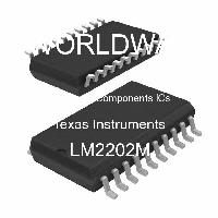 LM2202M - Texas Instruments