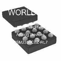 SSM2356CBZ-RL7 - Analog Devices Inc - 오디오 증폭기