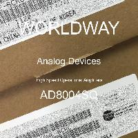 AD8004SQ - Analog Devices Inc - High Speed Operational Amplifiers
