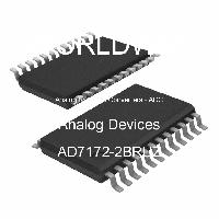 AD7172-2BRUZ - Analog Devices Inc - Analog to Digital Converters - ADC