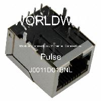 J0011D01BNL - Pulse Electronics Corporation - Conectores modulares / Conectores Ethernet