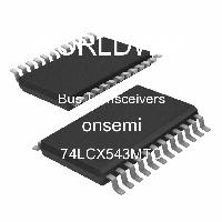 74LCX543MTC - ON Semiconductor