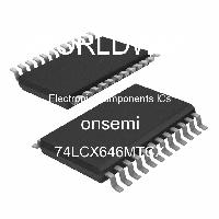 74LCX646MTCX - ON Semiconductor