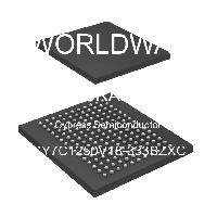 CY7C1250V18-333BZXC - Cypress Semiconductor