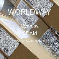 CY7C1514AV18-200BZXI - Cypress Semiconductor - SRAM