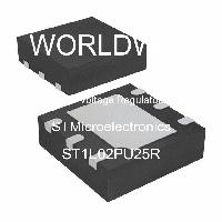 ST1L02PU25R - STMicroelectronics - LDO Voltage Regulators