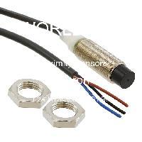 E2A-M12KN08-WP-B1 5M - Omron - Sensor Kedekatan