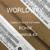 BD6886GUL-E2 - Rohm Semiconductor - Display Drivers & Controllers