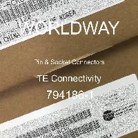 794186-1 - TE Connectivity AMP Connectors - Pin & Socket Connectors