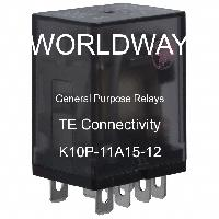 K10P-11A15-12 - TE Connectivity - General Purpose Relays