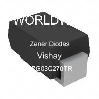 BZG03C270TR - Vishay Semiconductor Diodes Division