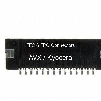 006207341914000+ - Kyocera Electronic Components & Devices - FFCおよびFPCコネクタ