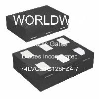 74LVCE1G126FZ4-7 - Diodes Incorporated