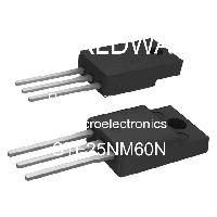 STF25NM60N - STMicroelectronics