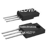 STP17NK40ZFP - STMicroelectronics