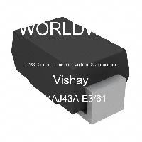 SMAJ43A-E3/61 - Vishay Intertechnologies