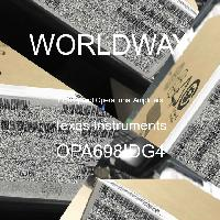 OPA698IDG4 - Texas Instruments - High Speed Operational Amplifiers