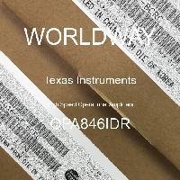 OPA846IDR - Texas Instruments - Amplificatori operazionali ad alta velocità