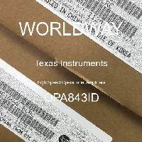 OPA843ID - Texas Instruments - High Speed Operational Amplifiers