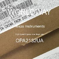 OPA2132UA - Texas Instruments - High Speed Operational Amplifiers