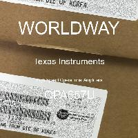 OPA657U - Texas Instruments - High Speed Operational Amplifiers