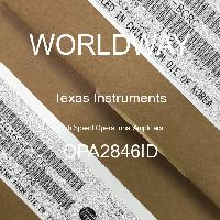 OPA2846ID - Texas Instruments - High Speed Operational Amplifiers