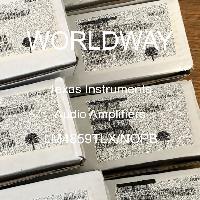 LM4859TLX/NOPB - Texas Instruments - オーディオアンプ