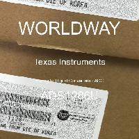 ADS1286U - Texas Instruments - Analog to Digital Converters - ADC
