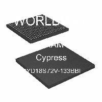 CYD18S72V-133BBI - Cypress Semiconductor